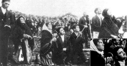 Our Lady of Fatima appeared in a vision to the children with St. Jospesh and the child Jesus too on this day too.