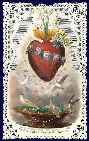 The Immaculate Heart of Mary Our Lady of Fatima